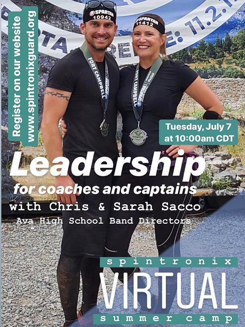 Leadership for Coaches and Captains - SVSC