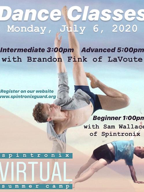 Intermediate Dance Class - SVSC