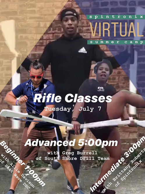 Advanced Rifle Class - SVSC