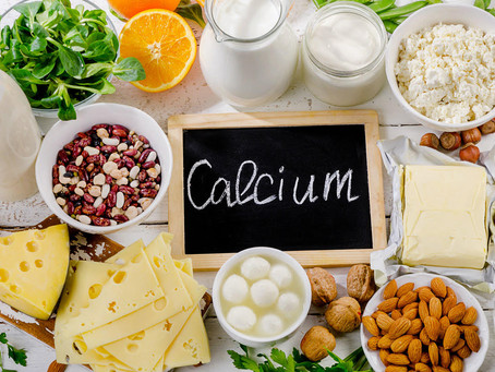 Calcium: Its use to Get a Better Skin