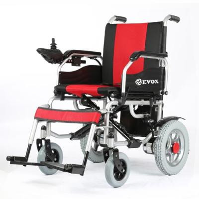 Motorised Wheelchair with 20km capacity and folding