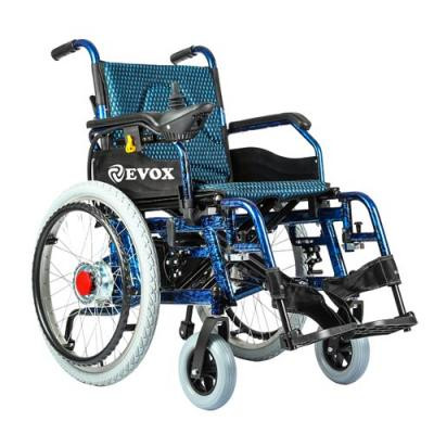 Motorised Wheelchair with Premium look and Lithiom Battery
