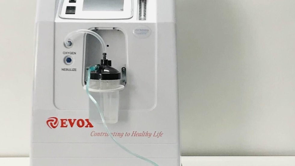Oxygen Concentrator-Healthy Jeena Sikho