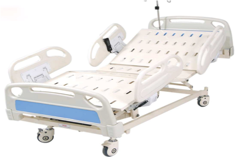 Three Function Medical Bed