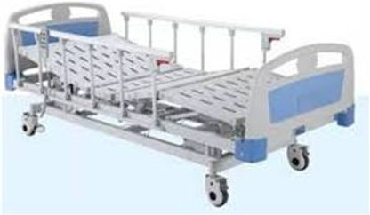 3 Function Medical Bed