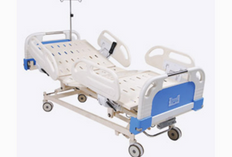 Motorized Hospital Bed on Rent