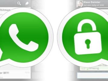Los grupos públicos de WhatsApp son inseguros