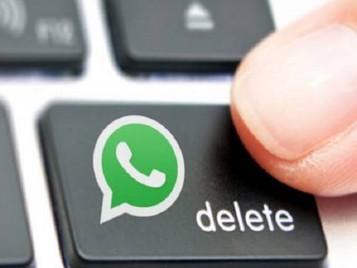 WhatsApp da un nuevo plazo para borrar mensajes: 1 hora, 8 minutos y 16 segundos