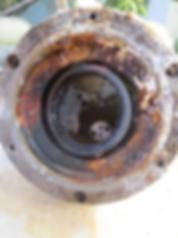 Wishbone exterior lighting maintenance