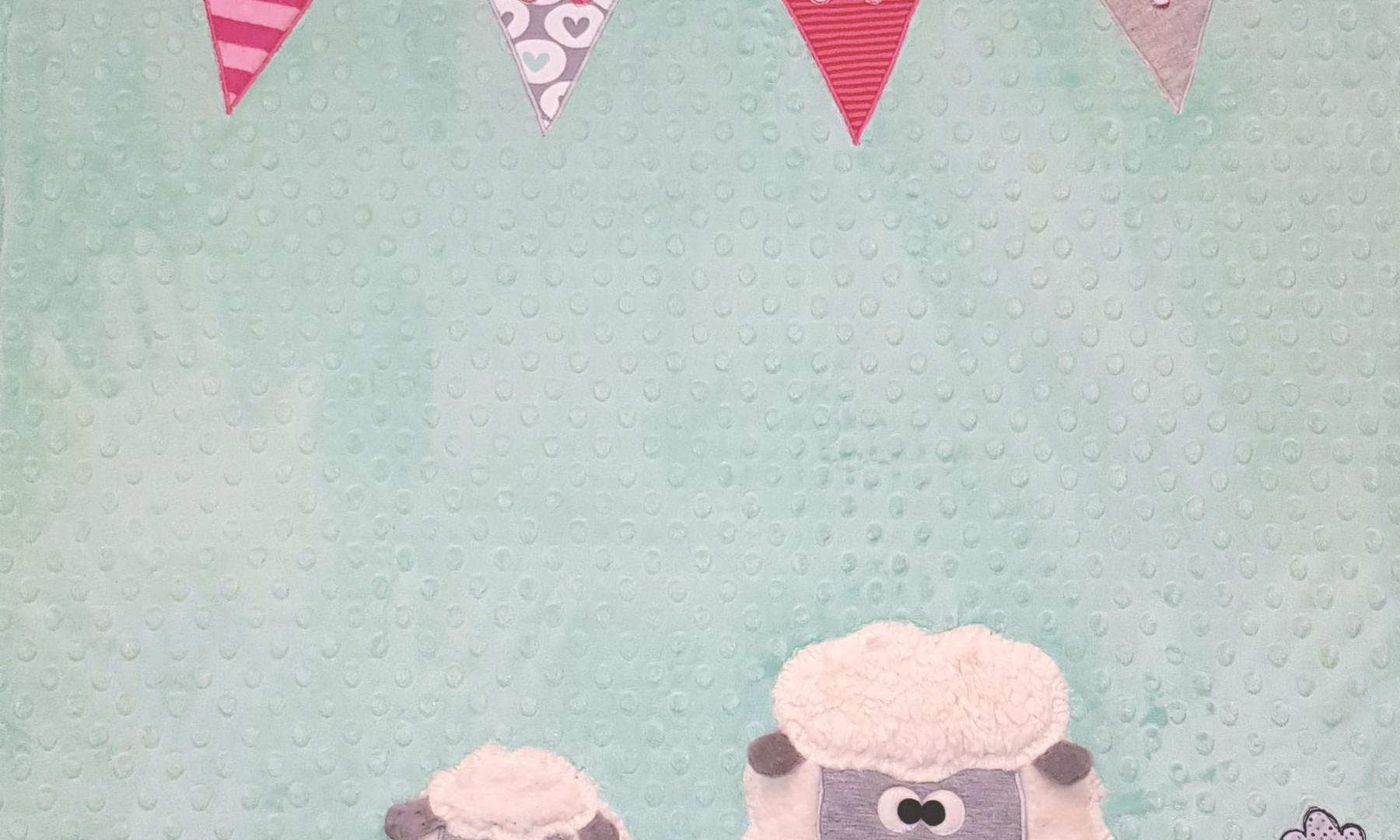 Couverture Moutons