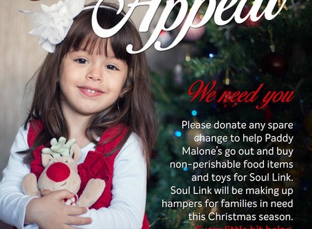 2018 Christmas Charity Appeal
