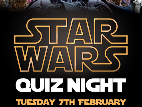 Star Wars Quiz - February 7th