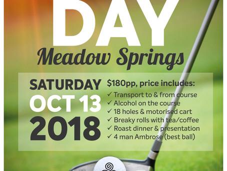 Paddy Malone's Golf Day