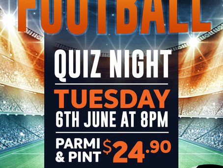 Football Quiz 6th June