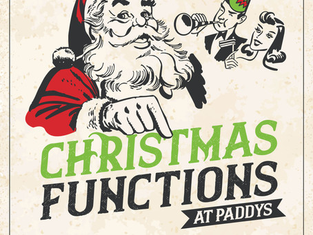 Christmas Functions!!