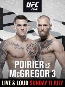 UFC July 11th - Open 9am!