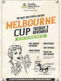 Melbourne Cup!