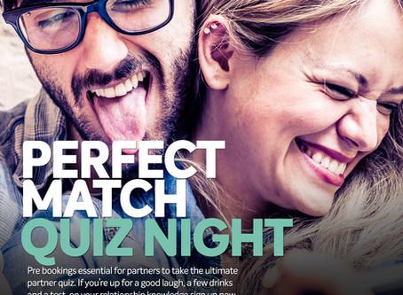 Perfect Match Quiz!