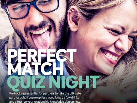Perfect Match Quiz!