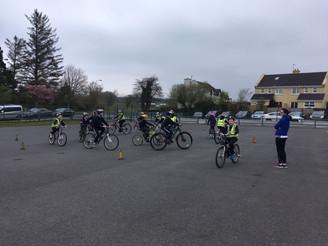 Bike Skills training