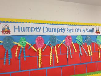 Junior Explorers love Humpty!