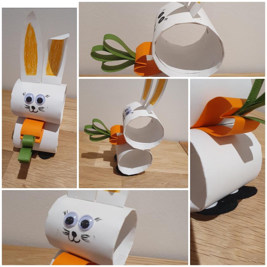 Brico : lapin de Pâques #3