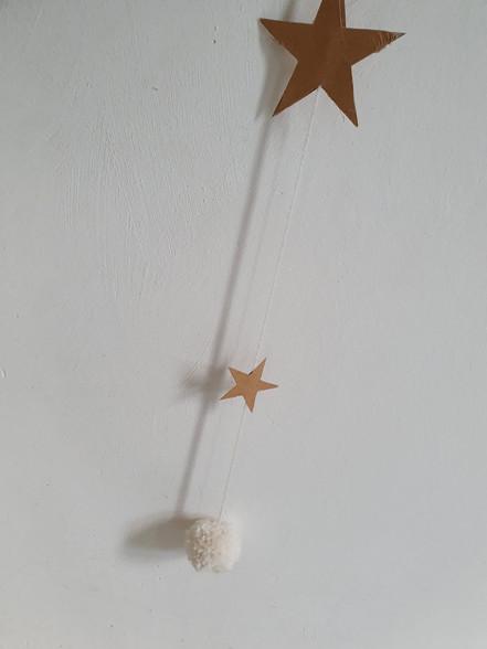 Bricole tes étoiles...