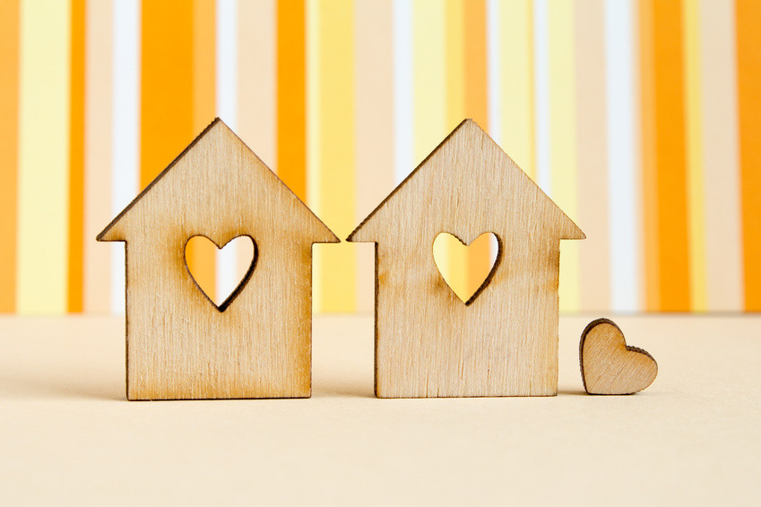 Ta maison et ton coeur