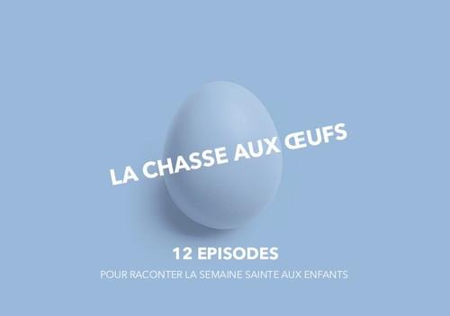 """Dimanche 12.04.20 Pâques : on te propose une série de vidéos """"chasse aux oeufs"""" qui te fer"""