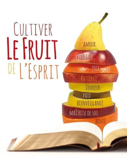 Les fruits de l'Esprit (dimanche 07.06.20)