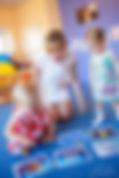 Развивающие занятия для малышей