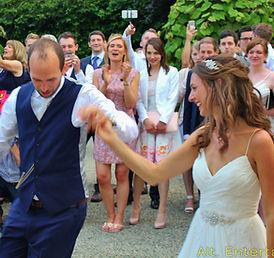Wedding at Hopton Court.