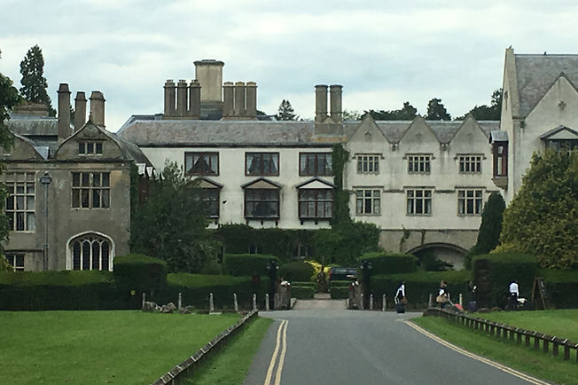 Coombe Abbey Hotel, Warickshire