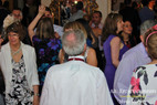 Guests enjoying wedding reception at Merewood Country Hotel Cumbria