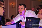Excited Groom makes request from Wedding DJ.