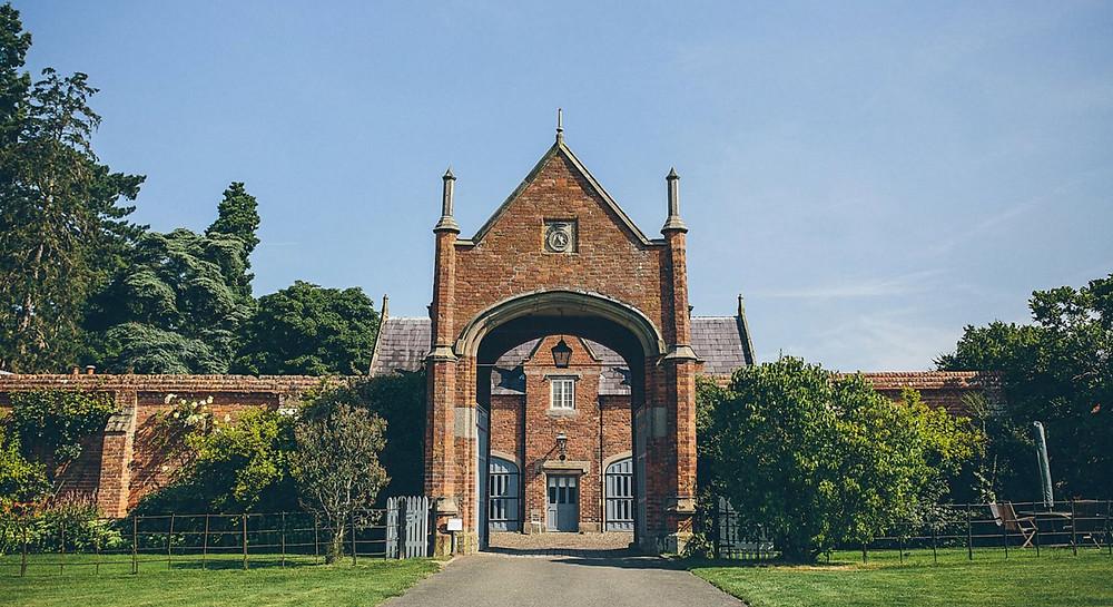 Combermere Abbey, Whitchurch Shrewsbury