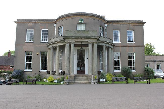 Brocton Hall, Staffordshire
