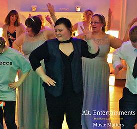 Alt. Entertainments Wedding at Summerford Hall, Staffordshire. Wedding DJ Staffordshire, Wedding Disco Staffordshire, Indie Weddig DJ Staffordshire, Alternative DJ Wedding Staffordshire, Pop DJ Staffordshire.