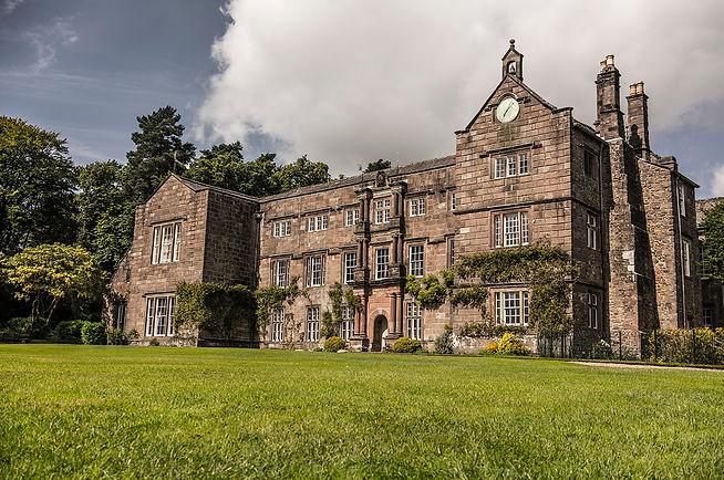 Browsholme Hall & Tithe Barn, Lancashire