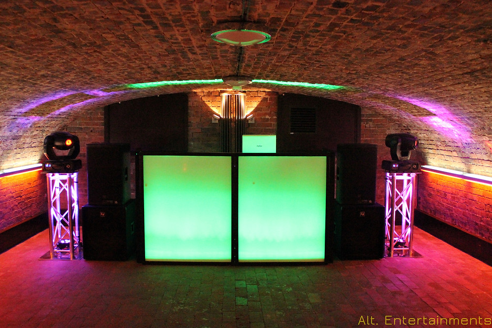Alt. Entertainments provides a Set-up at Spring Groove House Bewdly Kidderminster part of the Safari Park.