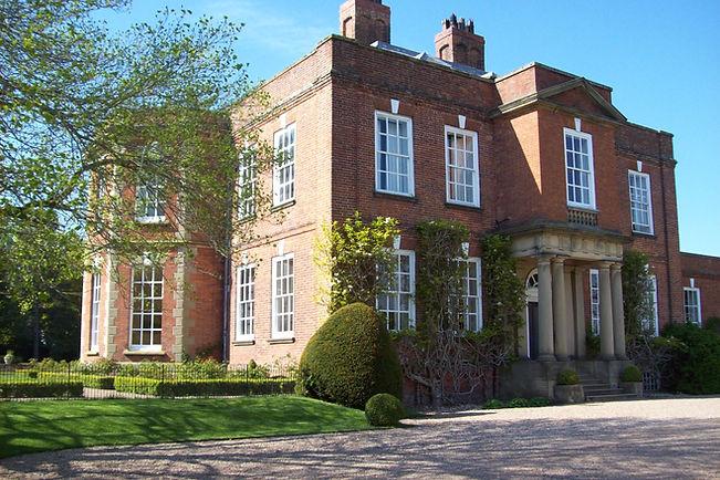 Isocoyd Park wedding Venue, Shropshire.