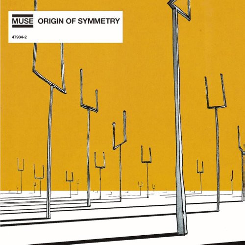 Muse - Origin of Symmetry (Indie/Alternative/Rock/Album)