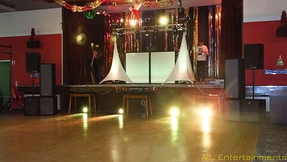 Photo Taken at Pelsall Labour Club, Mobile DJ Pelsall, Mobile Disco Pelsall, Mobile DJ Walsall / Mobile Disco Walsall, Mobile DJ West Midlands, Mobile Disco West Midlands. Alt. Entertainments based in Walsall Wood nr Sutton Coldfield & Lichfield