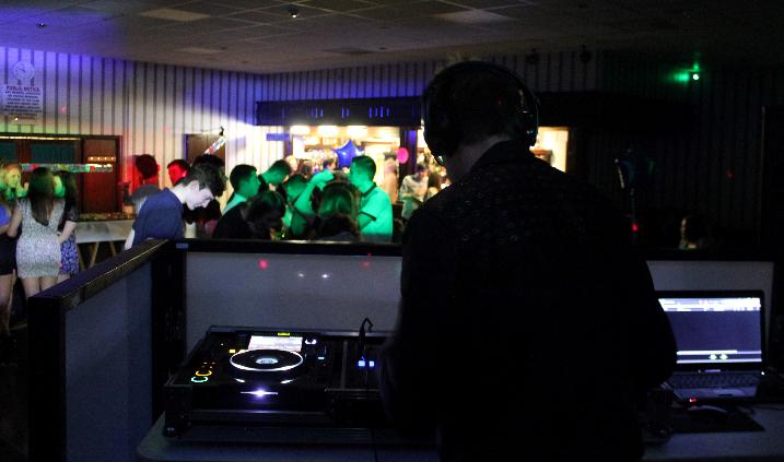 DJ Gig Logs