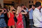 Saturday Night at the wedding recption