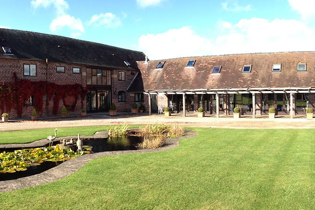 Blakelands Country Hotel Wedding Venue, Staffordshire