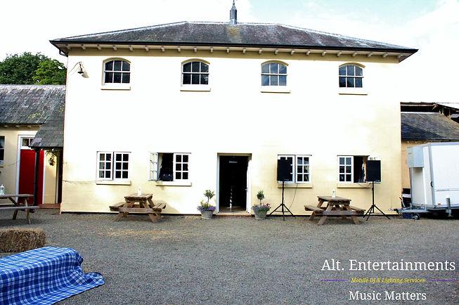 Hopton Court Estate wedding venue, Shropshire.