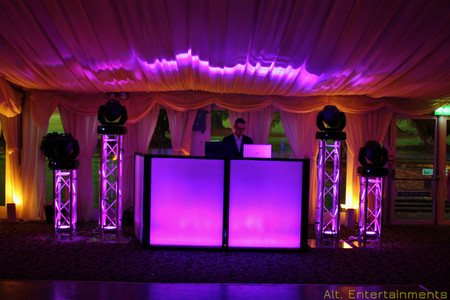 Alt. Entertainments bring it at one of the UKs finest venues New Hall Hotel in Sutton Cold field.