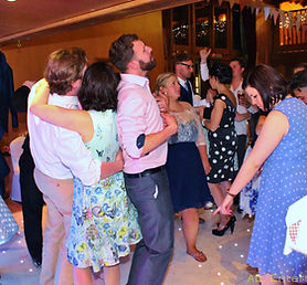 Weddin Crowd Dancingat Hundred House, Bobbingon, Telford, Shropshire
