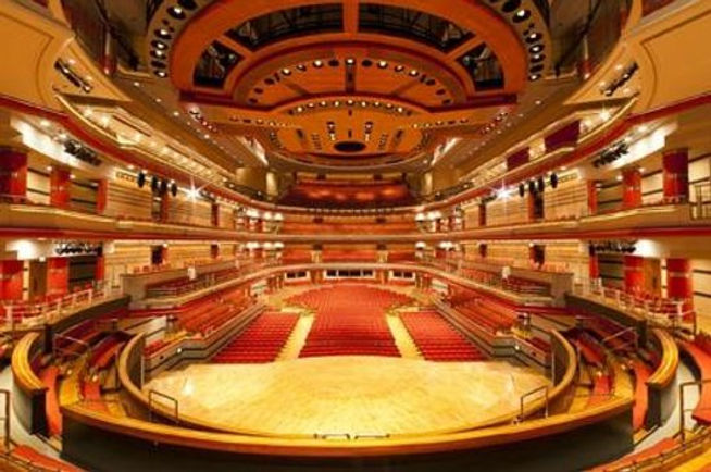 ICC Symphony Halls, Birmingham.